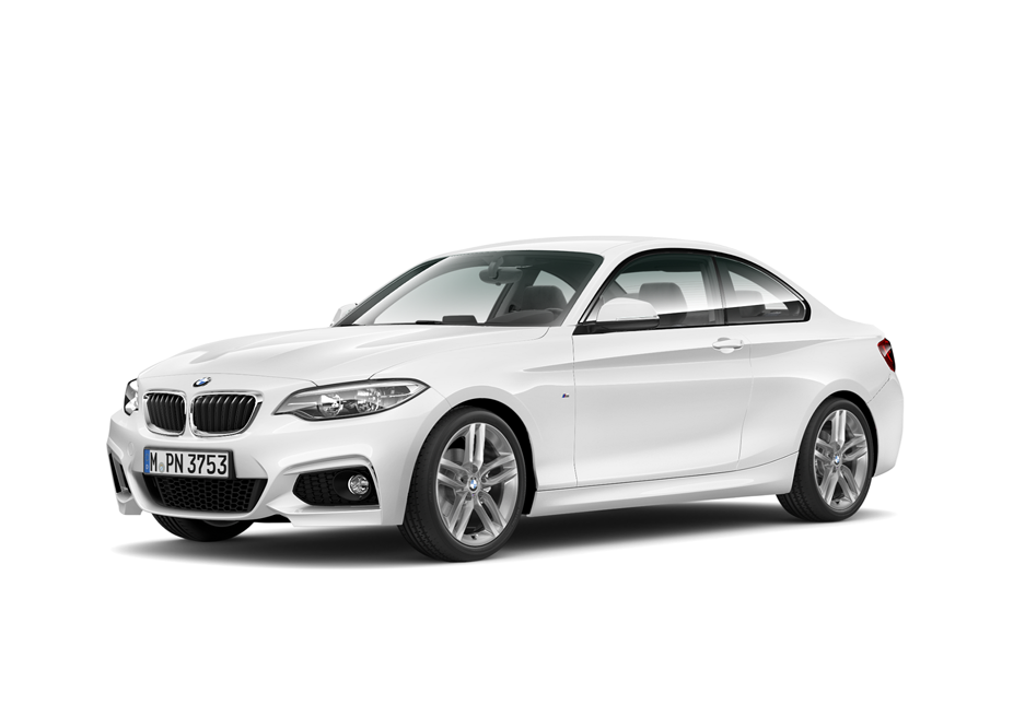 BMW 2 Series Coupe M Sport